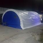Mülteci Çadırları
