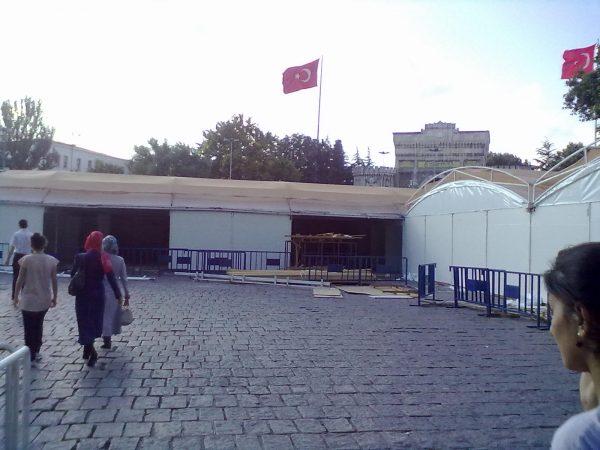 Fuar Çadırı