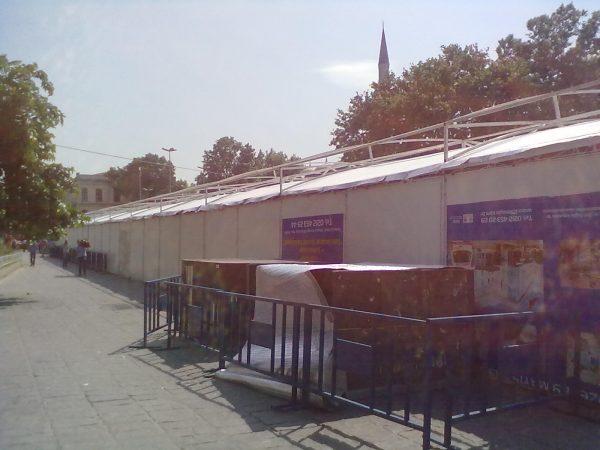 Fuar Çadırı modelleri