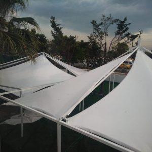 Gergili Düğün Salonu Çadırı
