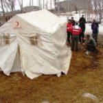 Kızılay Çadırı modelleri