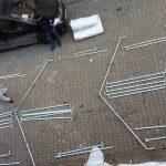 deprem cadiri iskelet