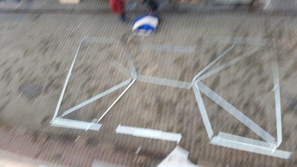 mülteci çadırı demiri